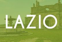 Lazio / Travel, food and others pin about #Lazio #travel #itineraries #italy #food #wine #tips #recipe #events #restaurant #latium