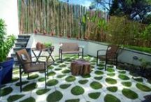 Outdoor Spaces / by Beth Dillard
