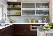 Kitchen Ideas / by Cia