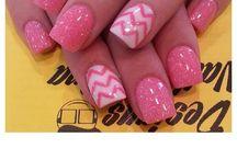 Nail Ideas / by Emily Buttars