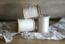 the art of sewing... / by Eleni Galanis