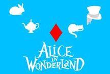 Alice In Wonderland / by JaynieJellyBelly