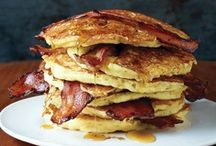 Food! {Quest for the Perfect Pancake}