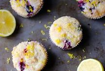 Cupcakes, Muffins, Sweets breads / by Rachael Heath