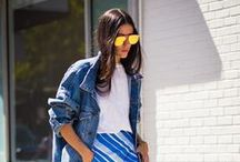 #YSSays: Fashion / What we're obsessing over from street style to runway