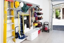 Garage Storage Ideas / by Cia