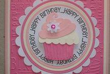 Cards-Birthday / by Rose Moerschel
