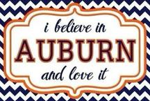 War Eagle! / by Laura Moore