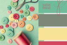 Color Palettes / by Danielle Clauer