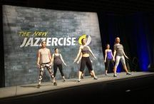 Jazzercise Events / We take our workouts everywhere! From Italy to  Japan and Dallas, Texas! Be sure to join us at our next event! / by Jazzercise Inc