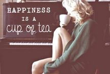 Tea-riffic! / You, me and a cup of tea. Tea quotes.