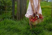 Strawberry. / So berry sweet.