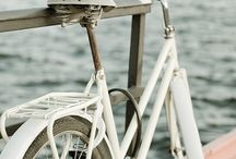 Bicycle. / Cycle.