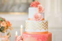 weddings-wedding cakes / This board is just like it reads. It's full of different beautiful, unique and creative wedding cakes! So peruse through these images for inspiration or just for fun and see if your sweet tooth doesn't kick in.