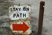 On The Right Path
