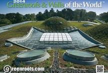 2014 Wallpaper Projects Gallery / Beautiful photos of greenroofs and greenwalls showcased in our 2014 Greenroofs and Walls of the World™ Wall Calendar.