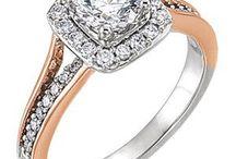Custom Engagement Rings / Engagement Rings #Getready #beautifulrings