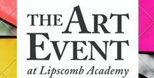 The Art Event / Join us at our annual Art Event February 3-5, 2017!