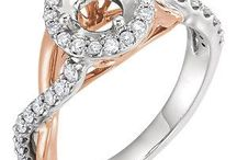 Custom Mountings / Custom Engagement Ring Mountings  are born daily at JWO