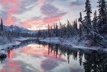 beautiful nature / Nature is beautiful Protect the nature