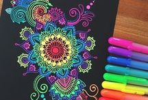 colors / Be creative