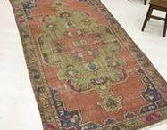 Oushak rug /  vintage oushak rug,turkish rug,carpet,anatolian rug,antique rug