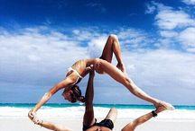 Yoga / Yoga, asana,... on s'y met !