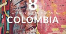c o l o m b i a / retreat ideas in Colombia