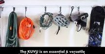 The Kuvu - Clean up your Garage and storage / How to clean up and organize your stuff