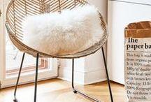 Van Buren ✽ Interieur & decoratie / Mooie decoratie gemaakt van natuurlijke materialen. Volg dit bord voor leuke interieurtips en inspiratie!