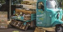 Movable Business / A Pop-up Dream! Taking it on the Road...