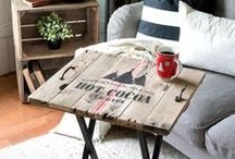 UpCycle / Reuse, Recycle, & Making it New Again...