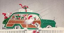 From Christmas Past... / Vintage and Retro Christmas Decor, Graphics and Ornaments!
