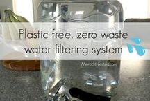 Water Filter / Access clean and potable water through these water filtration systems