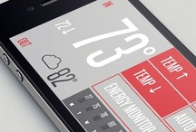 iPhone UI Design / iPhone user interfaces that catch my eye / by Suelyn Yu