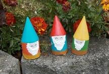 Gnomes and Fairy Folk