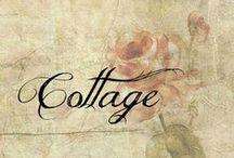 ಌ Building ල Cottage / ಌ  home sweet home ಌ / by ಌBeckyಌ
