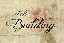 ಌ Building .::⌂::. / ಌ building ಌ barn ಌ door ಌ knobs ಌ window ಌ gate ಌ / by ಌBeckyಌ