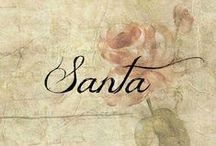 ಌ Christmas*:•.Santa / ಌ *:•.santa*:•. claus *:•. / by ಌBeckyಌ