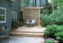 distinctive decks / wood and composite decks and details for residential landscapes