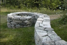 stone landscape walls