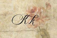 ಌ Kk※Katie / kK ಌ Kk / by ಌBeckyಌ