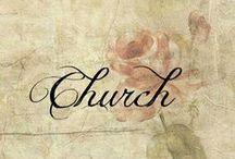 ಌ Building ල Church † / †❤† / by ಌBeckyಌ