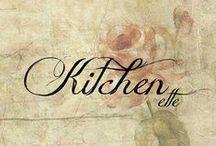 ಌ Building ල Kitchenette /  kitchen ಌ retro ಌ vintage  / by ಌBeckyಌ