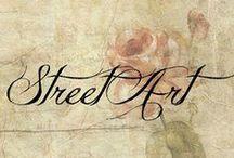 ಌ Art ℘ Street Art /  ಌ street art ಌ / by ಌBeckyಌ