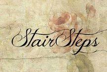 ಌ Building ල Stair Steps /  stairs ಌ steps / by ಌBeckyಌ