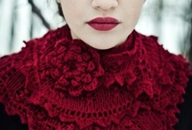 Crochet: Chales, Estolas, Bolsos, Gorros.. / by Janett Diaz