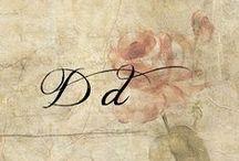ಌ Dd※Dennis /  Dd ಌ dD  / by ಌBeckyಌ