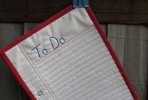 """[not only] Inspirations Quotes / La lista dei """"to do"""" è sempre piena... meglio se stilarla come in quotes ;)"""