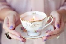 Candle ideas / I love candles and the things you can do with them. Just take a look at these diy candle ideas
